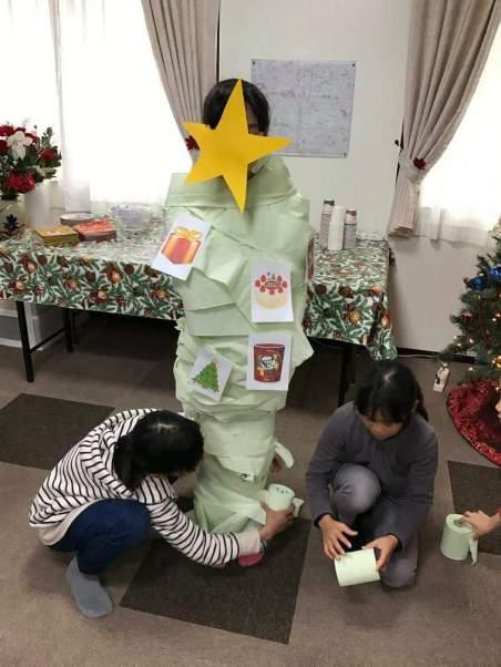 子供のクリスマス会