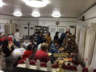 クリスマスオープンハウス